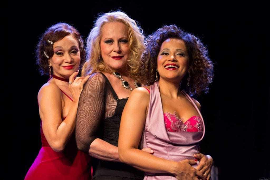 """O espetáculo """"Palavra de Mulher"""" é um misto de show e teatro em que personagens femininas da obra de Chico Buarque ganham vida. / Foto: Divulgação."""