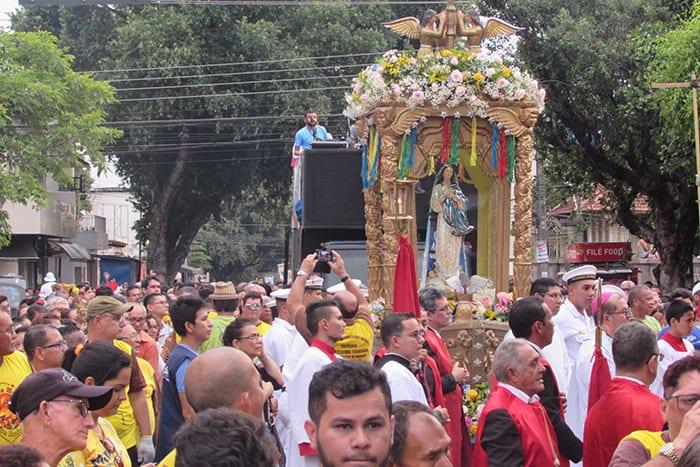 Padroeira do Amazonas, Nossa Senhora da Conceição / Foto : Divulgação