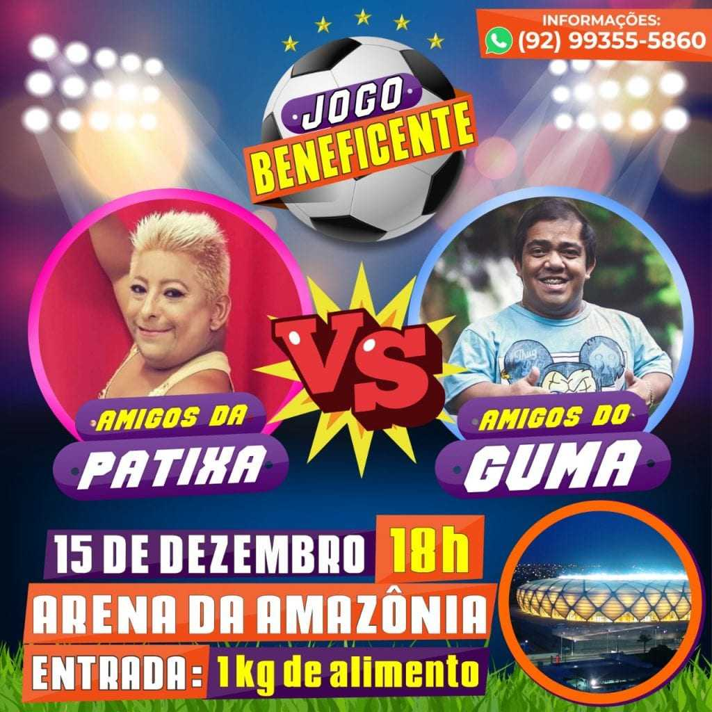 Amigos da Patixa vs Amigos do Guma