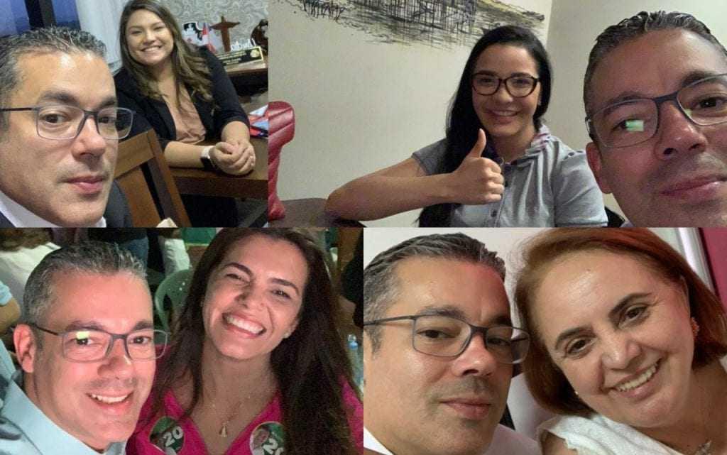 Bancada feminina apoia candidatura de Josué Neto para a presidência da Aleam