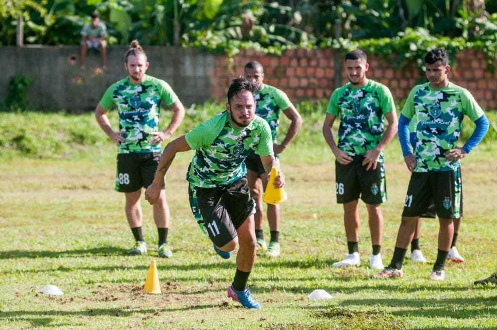 Os jogadores acreditam em um jogo de alto nível para a temporada atual. / Foto: Divulgação