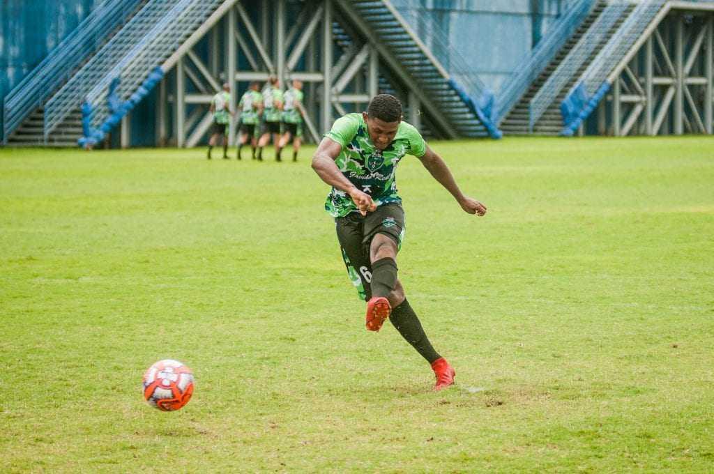 Amistoso entre Manaus FC e Princesa será disputado na Colina