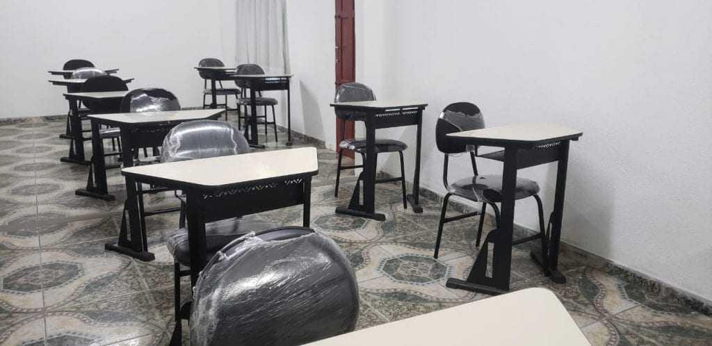 Os exames realizados no local fazem parte do processo para adquirir a Carteira Nacional de Habilitação (CNH). / Foto: Divulgação