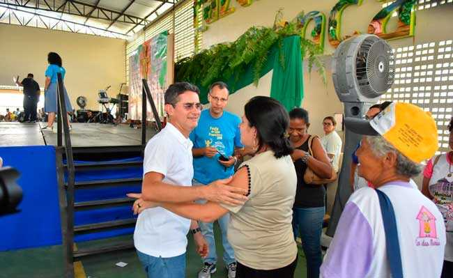 David Almeida emenda Energia Solar Fazenda Esperança / Foto: Dhyeizo Lemos