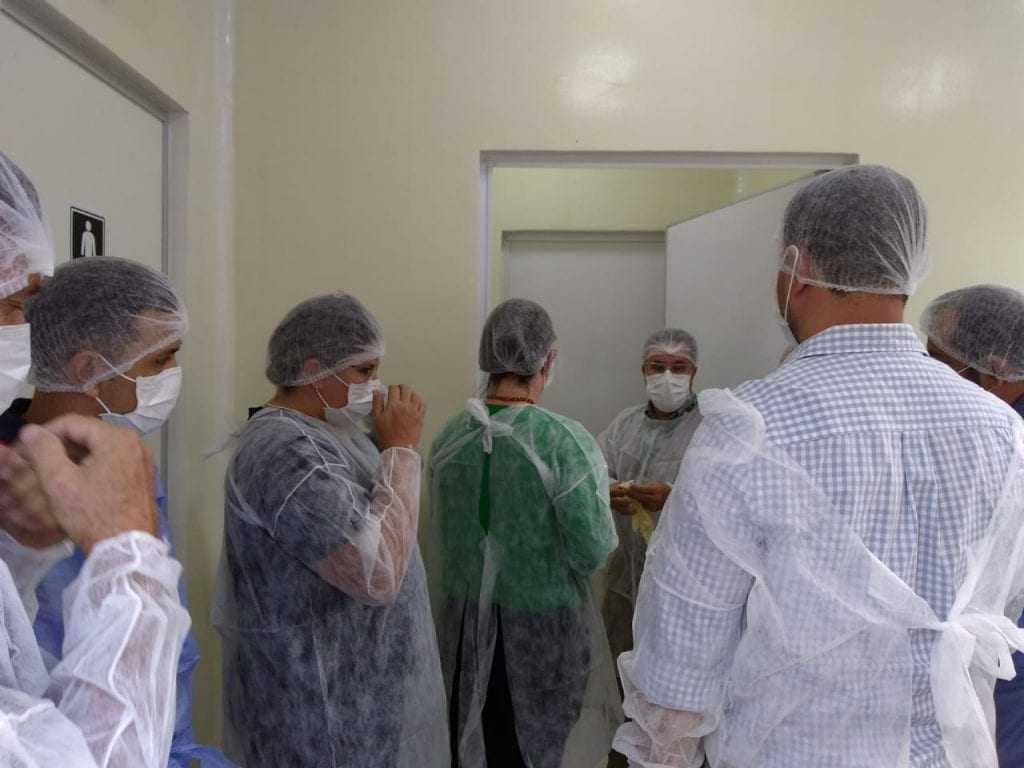 O laboratório está na fase de finalização de obra. / Foto: Divulgação/UEA