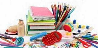 É importante o consumidor levar em consideração o valor total da lista do material escolar, as formas de pagamento, comodidade e vantagens. / Foto: Divulgação