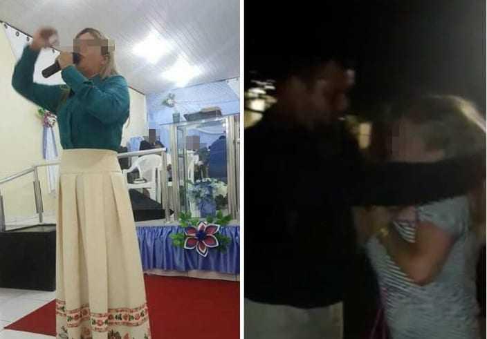 Marido flagra pastora no motel, traição de pastora Albeani Santos, Macapá, pastora flagrada no motel
