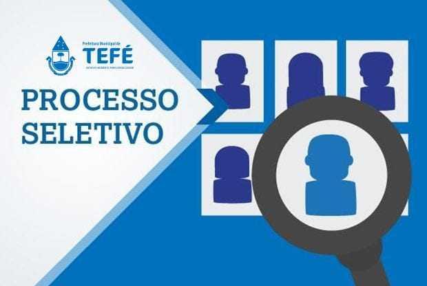 Prefeitura de Tefé lança edital de processo seletivo para SEMED