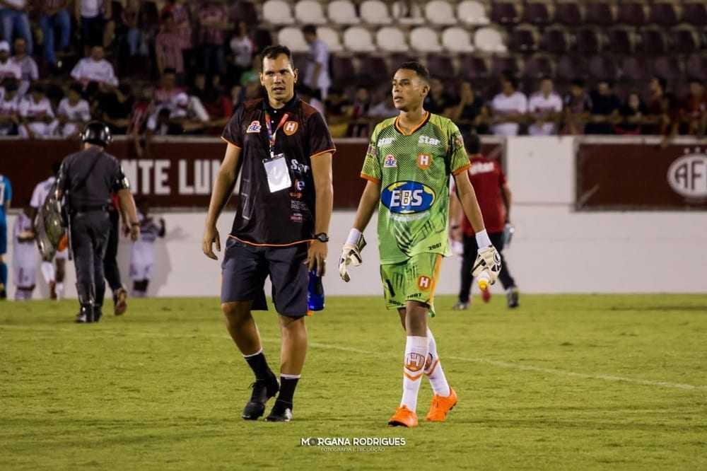 Ramilson Almeida — Foto: Morgana Rodrigues