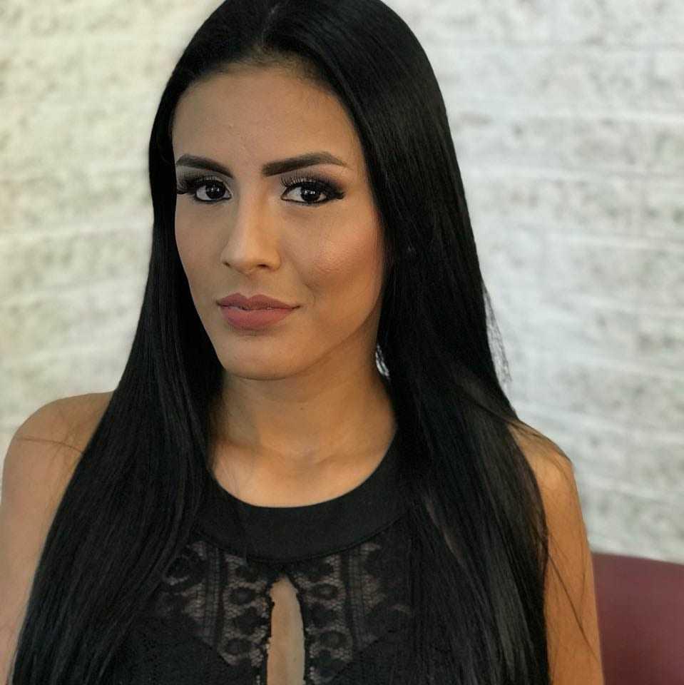 A candidata ao Miss Amazonas 2018 foi atacada quando saía de uma banda na noite deste domingo (24). / Foto: Divulgação