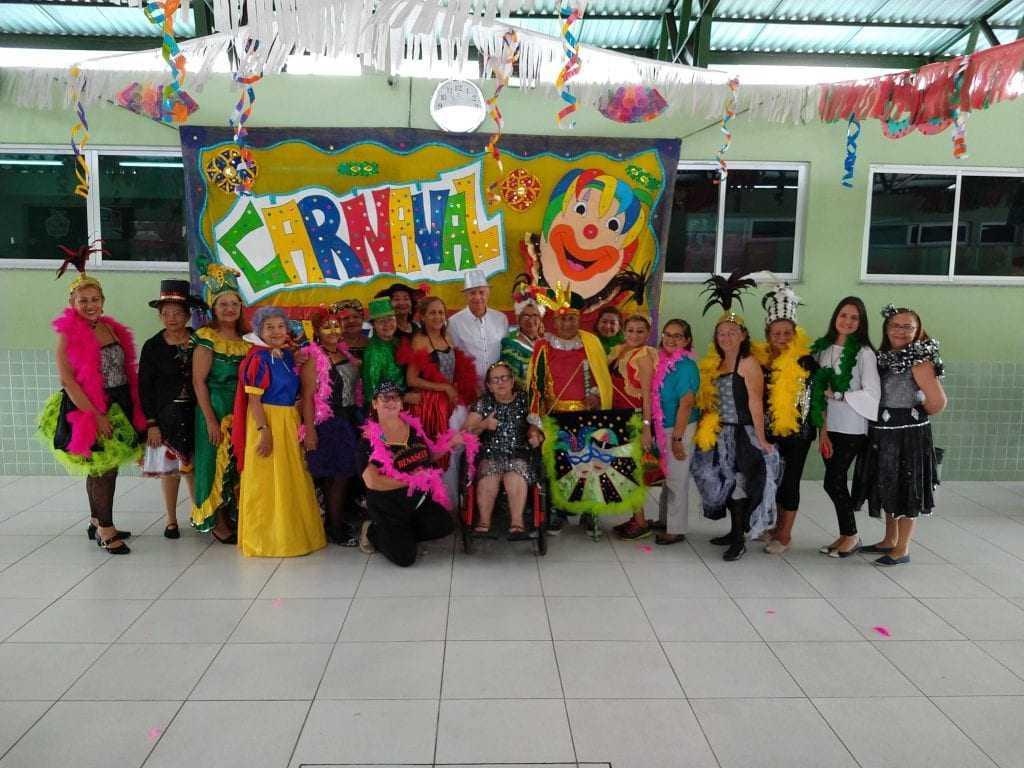 UnATI na Folia - Carnaval da Terceira Idade acontece nesta quinta-feira