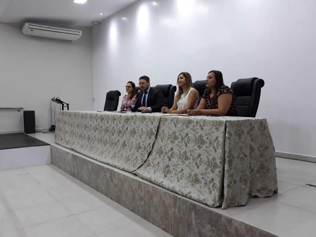 A reunião foi para estreitar a comunicação entre a pasta e as unidades, já que estas que possuem o contato direto com a população. / Foto: Divulgação/Susam
