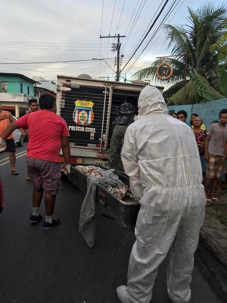 O vídeo teria sido gravado no último dia 10, no bairro Redenção. / Foto: Joana Queiroz/A Crítica