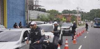 As equipes do batalhão desenvolvem ações de repressão contra excesso de velocidade, embriaguez, corridas não autorizadas, direção perigosa e ações de tráfico de drogas. / Foto: Divulgação