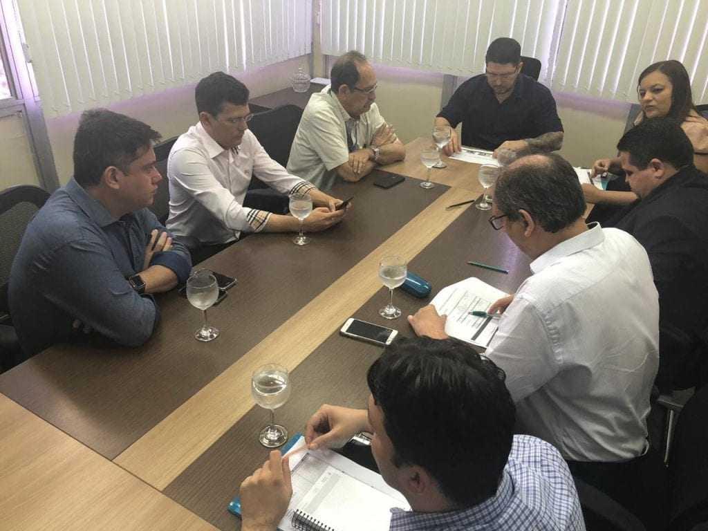 Na próxima semana será realizada uma nova reunião para definir os trâmites administrativos da parceria entre a Susam e a universidade. / Foto: Divulgação/SUSAM