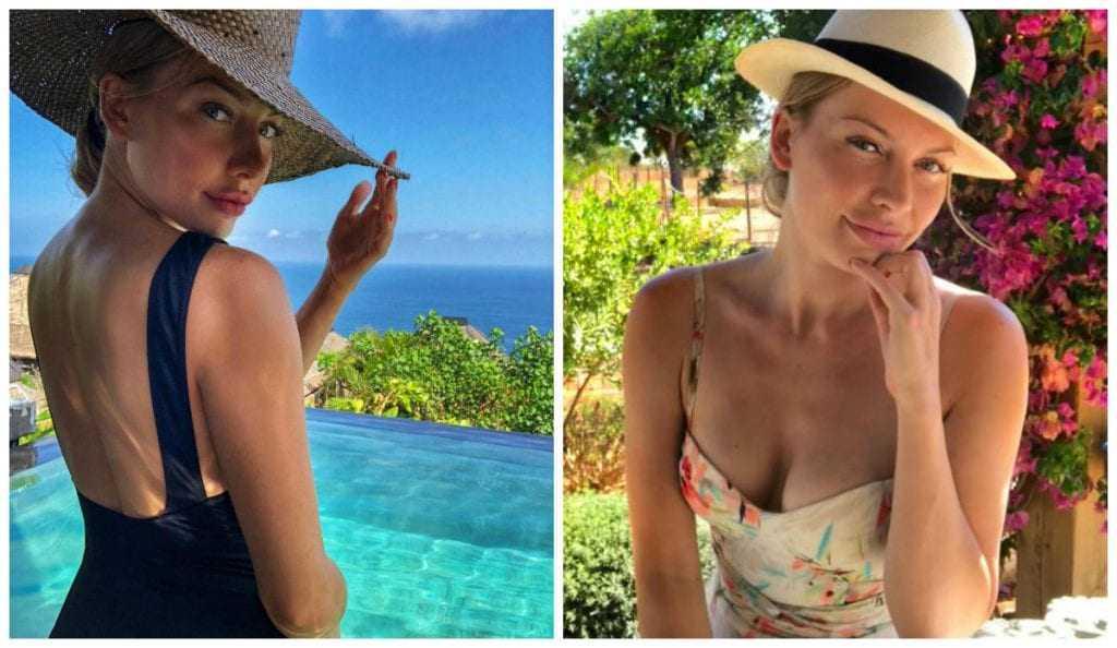 Anna Beym, a criadora do curso de como fisgar marido milionário, que chega ao Brasil. /  Foto: Reprodução