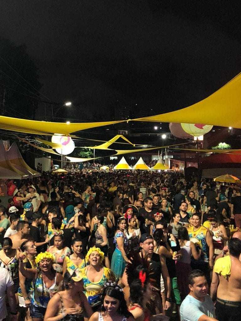 Este ano, o bloco do P10, que contará com a participação especial do cantor Uendel Pinheiro, será na terça-feira de Carnaval, dia 5 de março. / Foto: Divulgação