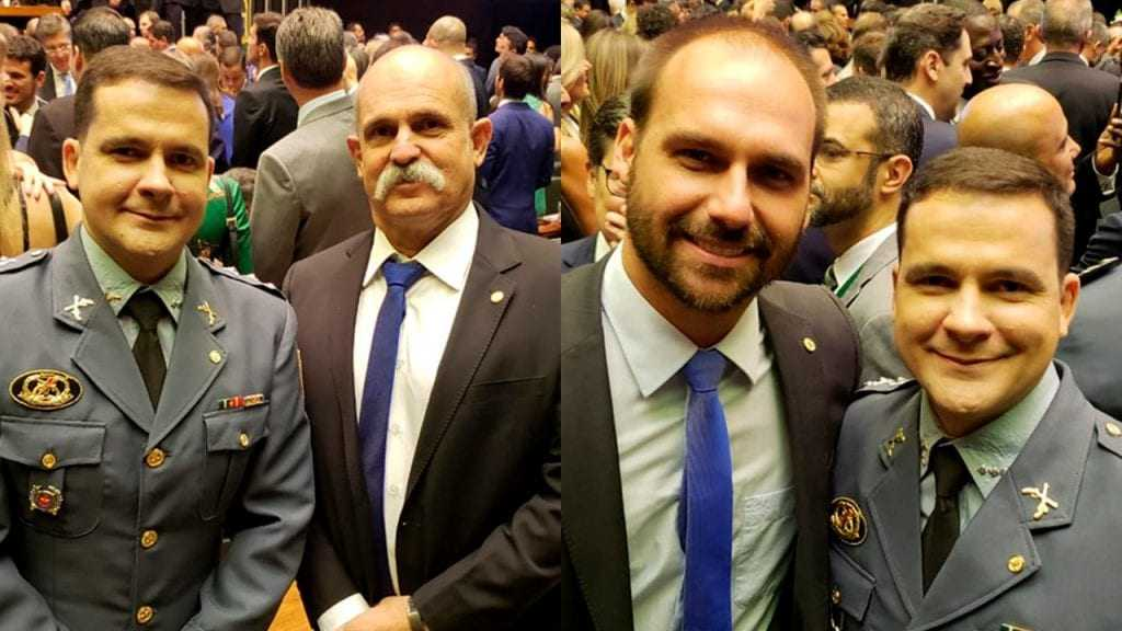 O deputado federal Capitão Alberto Neto foi empossado na manhã desta sexta feira (01) , na Câmara Federal, em Brasília. / Foto: Reprodução