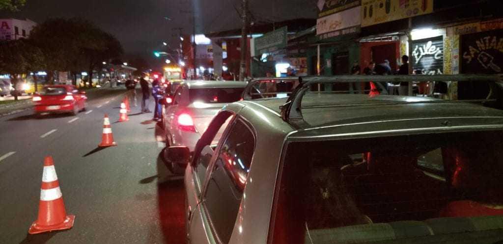 A fiscalização também removeu 78 veículos, sendo 32 carros e 46 motos, além de 258 autos de infração emitidos contra condutores por diversas irregularidades. / Foto: Divulgação