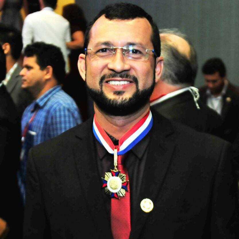 Jamilson Carvalho, prefeito de Anori