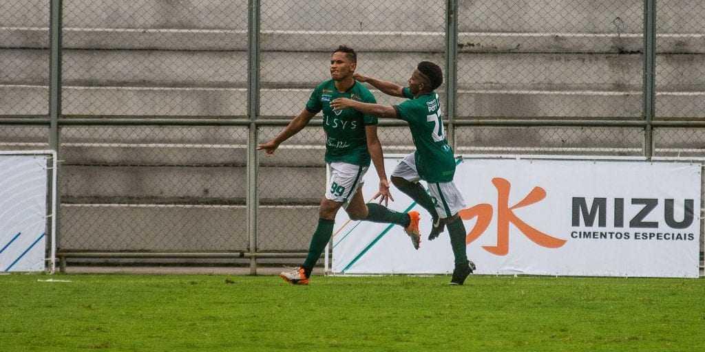Manaus passa por sufoco mas venceu o primeiro jogo do Barezão, contra o Sul América. Foto: Divulgação/ManausFC