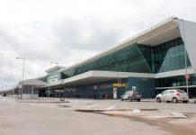 Aeroporto Internacional Eduardo Gomes. / Foto: Infraero