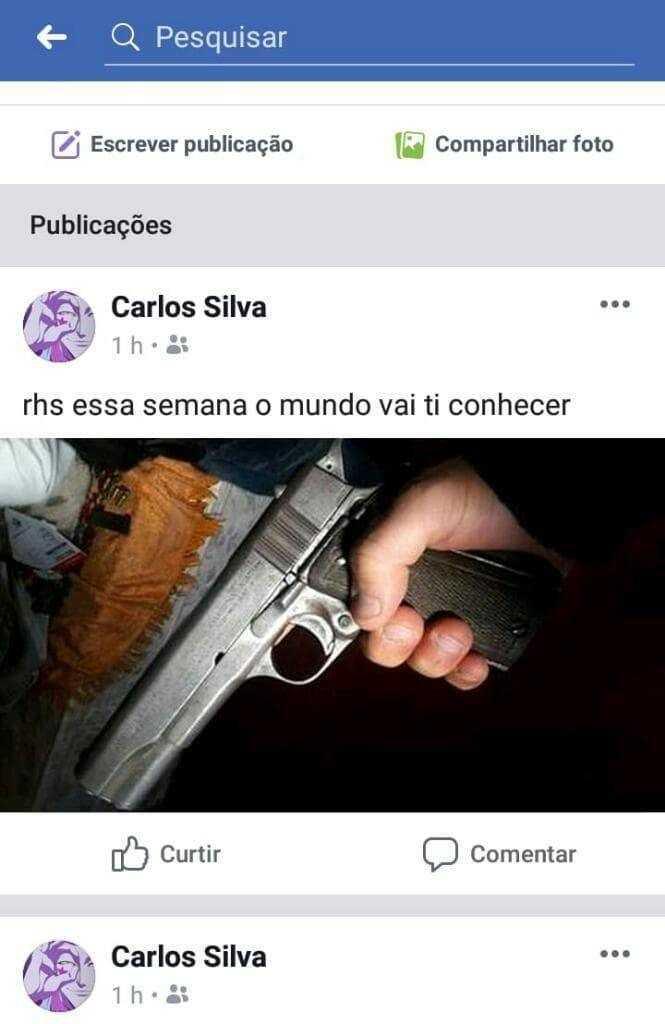 Foto: Divulgação/Faceboook
