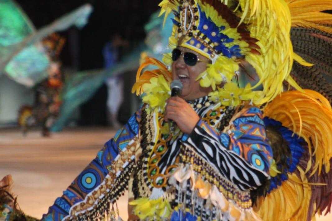 Além de David Assayag, o apresentador bicampeão do Festival de Parintins, Edmundo Oran está confirmado para a festa do final de semana. / Foto: Divulgação