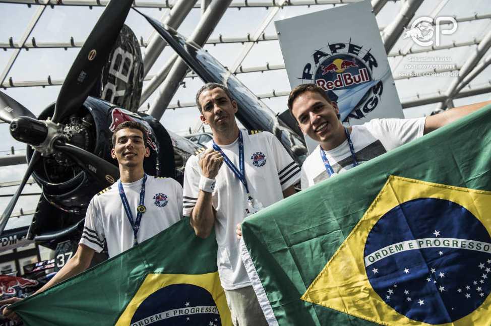 Torneio mundial de aviãozinho de papel chega a Manaus / Foto : Divulgação