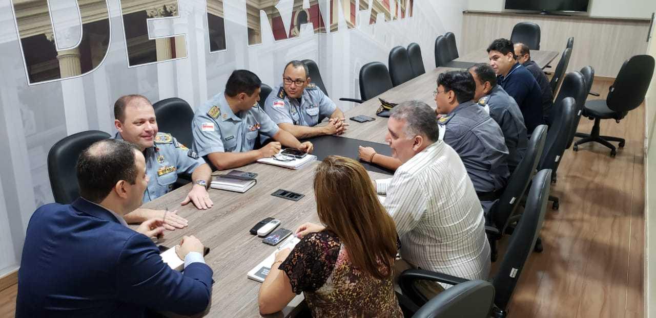 Fotos: Divulgação/Detran-AM