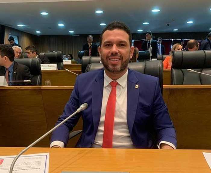 Fábio Macedo (PDT), deputado estadual do Maranhão. / Foto: Divulgação