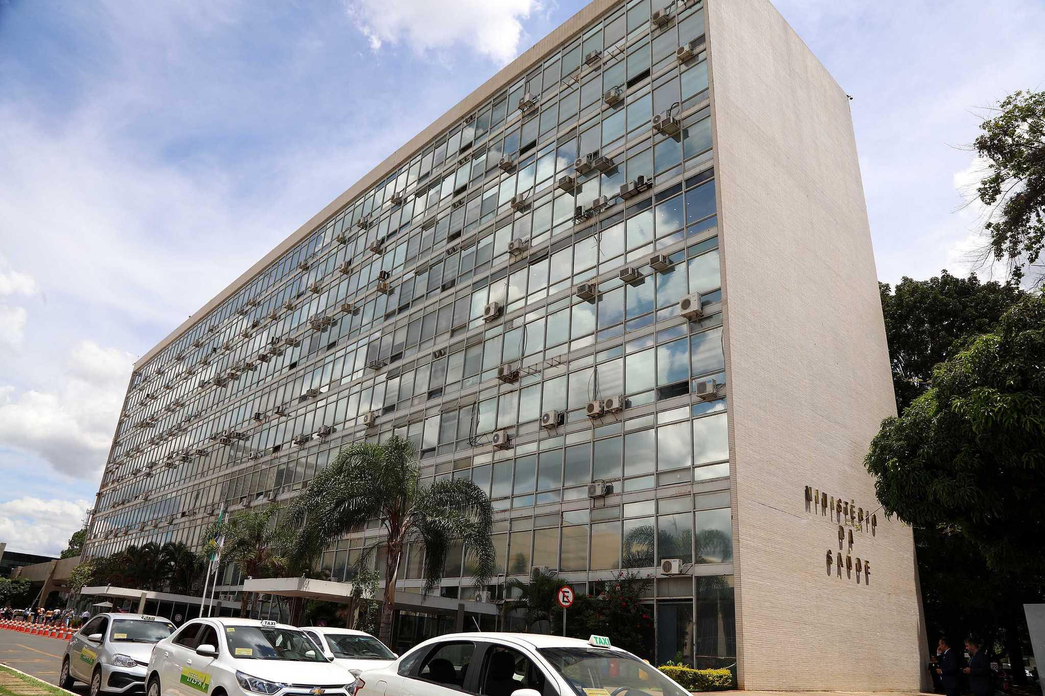 O encontro aconteceu em Brasília, nesta sexta-feira (15). / Foto: Mário Oliveira/Semcom