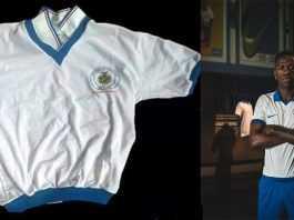 Camisa da SEDUC - AM x Camisa da Seleção Brasileira 2019