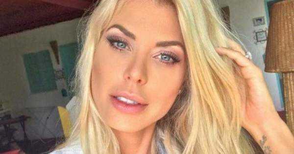 Carol Bittencourt ficou conhecida por ter sido expulsa do casamento de Ronaldo Fenômeno e Daniela Cicarelli, em 2005. / Foto: Divulgação