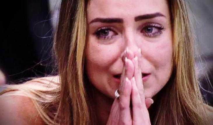 """Paula foi """"expulsa"""" do BBB19 (Foto: Reprodução/ Globo)"""