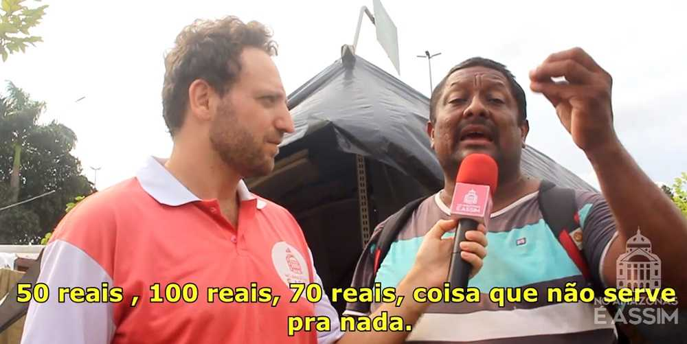 Veja o que os venezuelanos querem para deixarem a rodoviária de Manaus