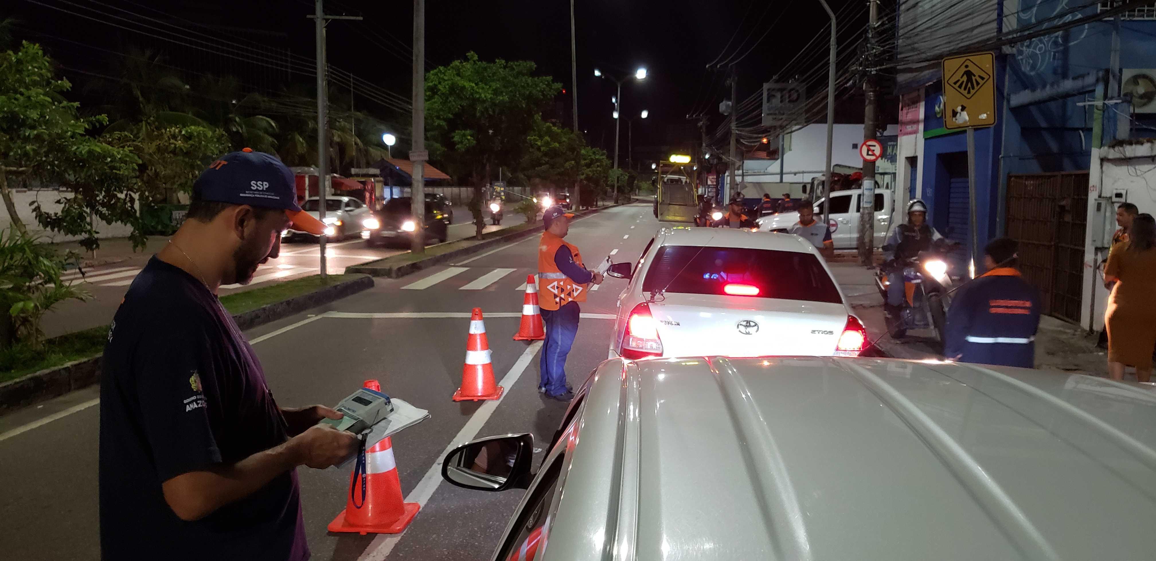 Fotos: Paulo Bahia/Detran-AM