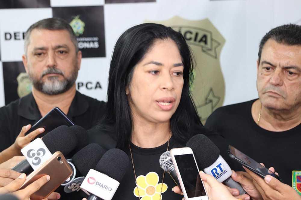 Operação Araceli / Foto : Alailson Santos / PC-AM