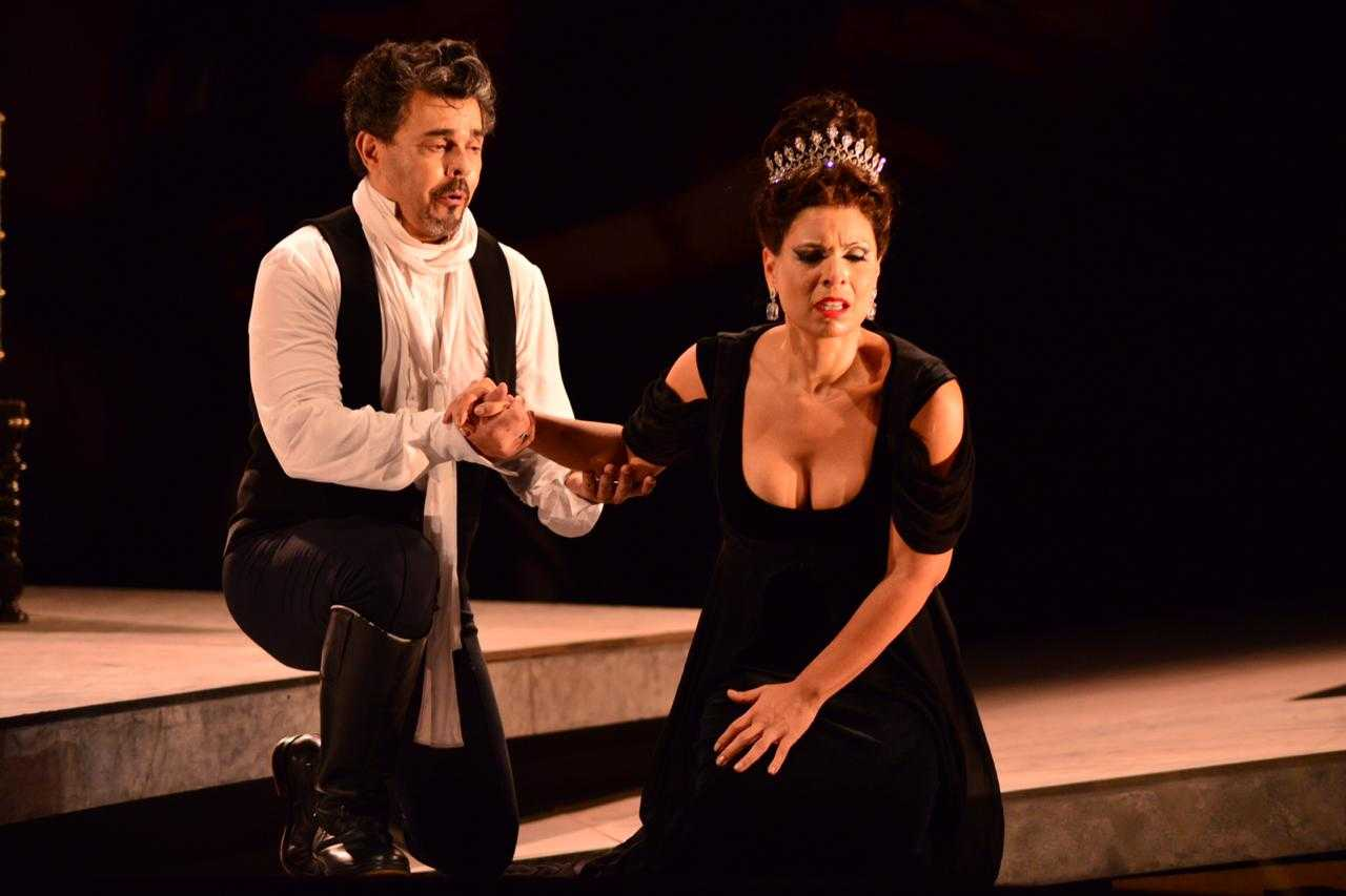 Tosca - Daniella Carvalho / Foto: Michael Dantas/SEC