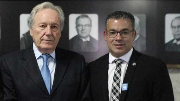 Aleam concederá Título de Cidadão do Amazonas a ministro Lewandowski