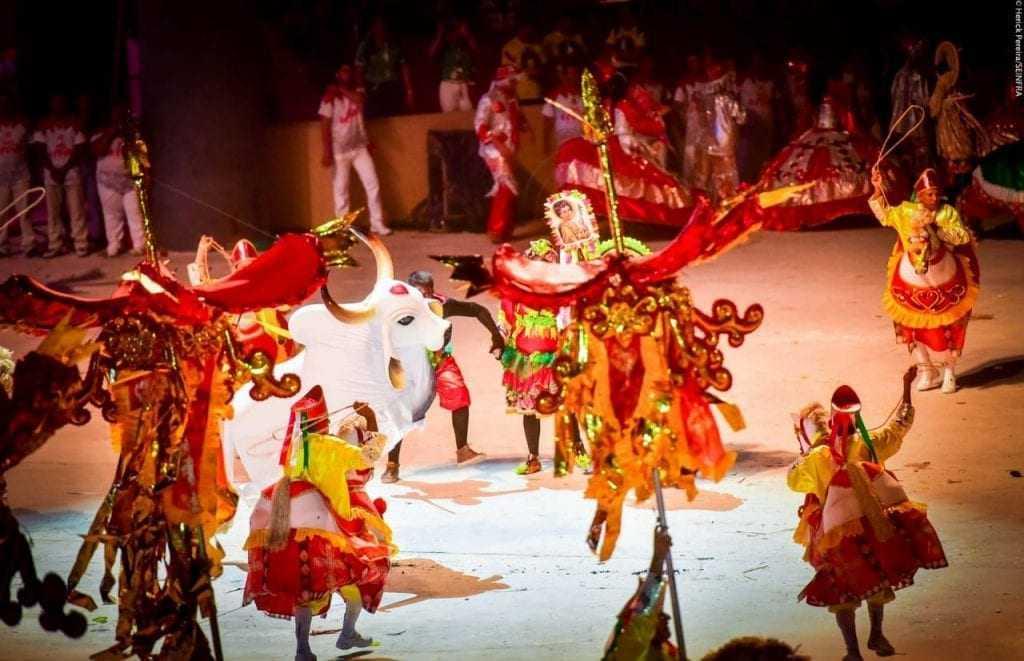 Caprichoso e Garantido recebem título de Patrimônios culturais do Brasil / Foto : Divulgação