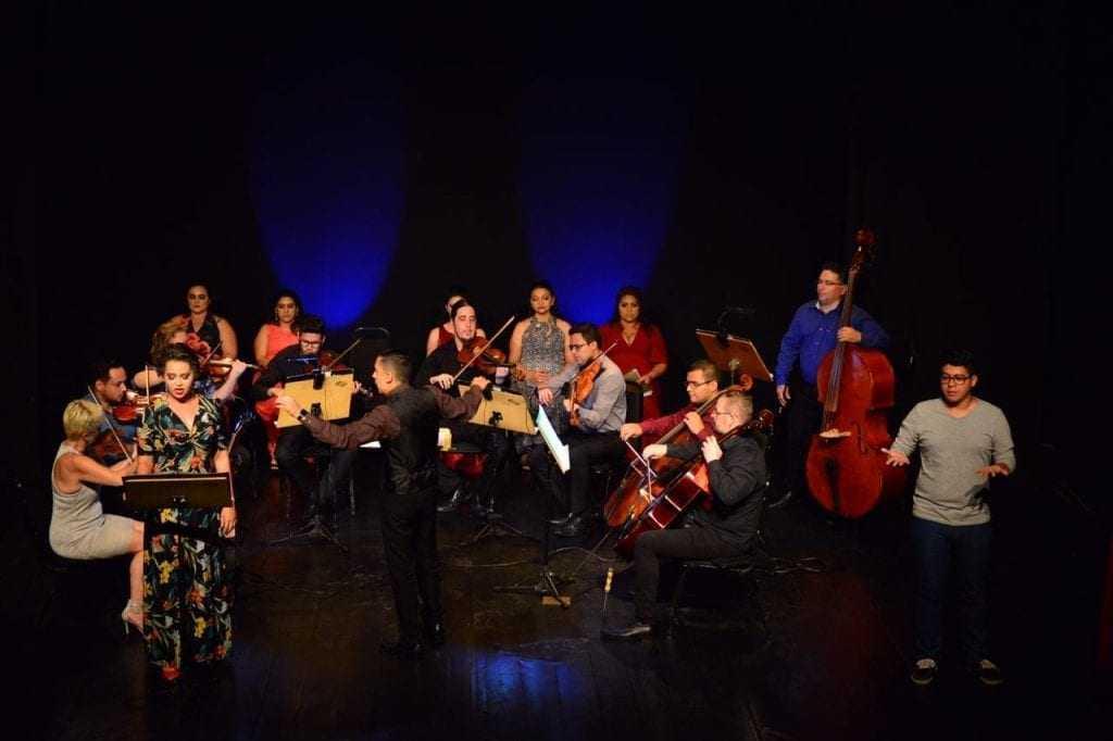 Recital Claudio Santoro / Foto : Divulgação