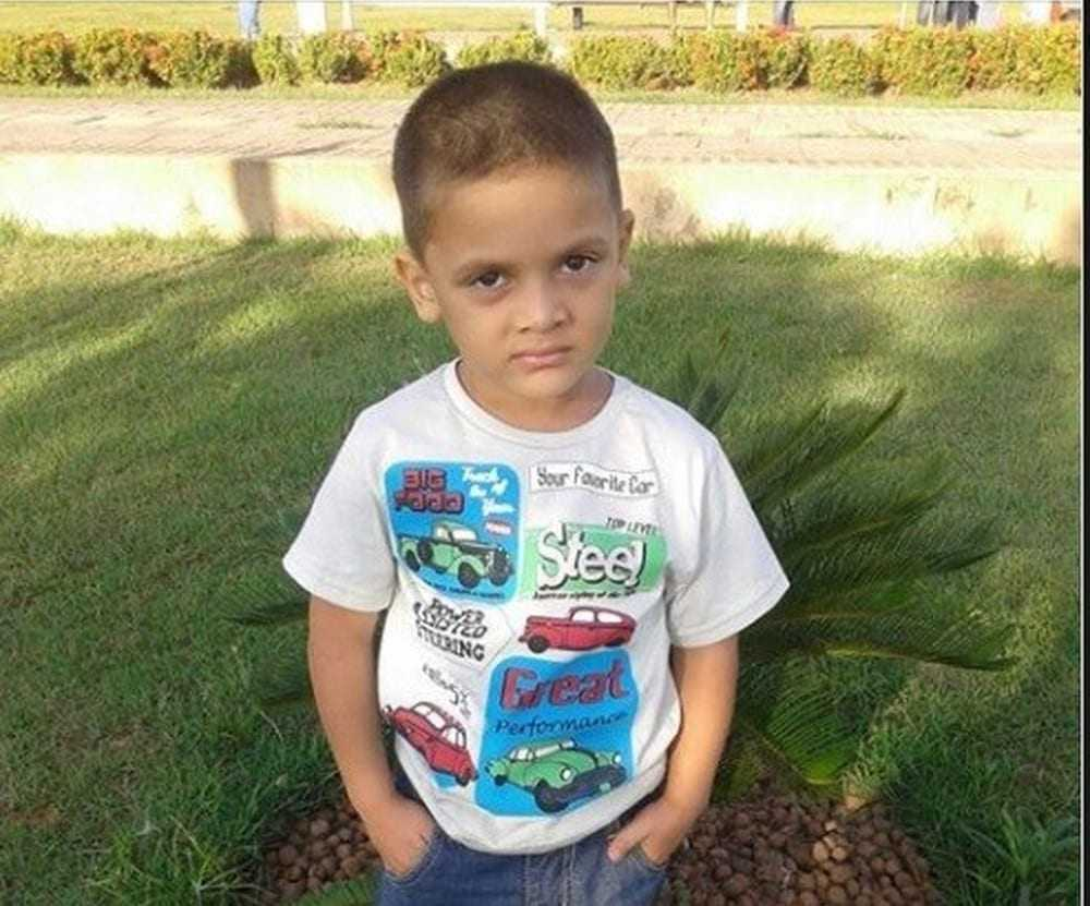 Rhuan Maicon foi encontrado esquartejado dentro de mala em rua do DF — Foto Arquivo da família