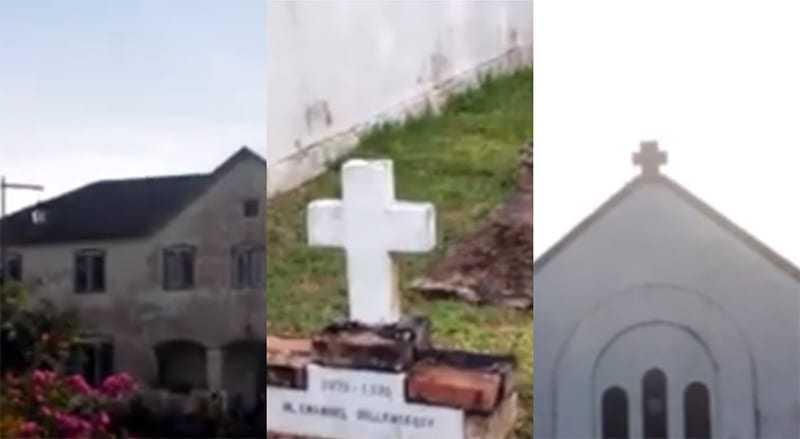 Comunidade da Missão em Tefé
