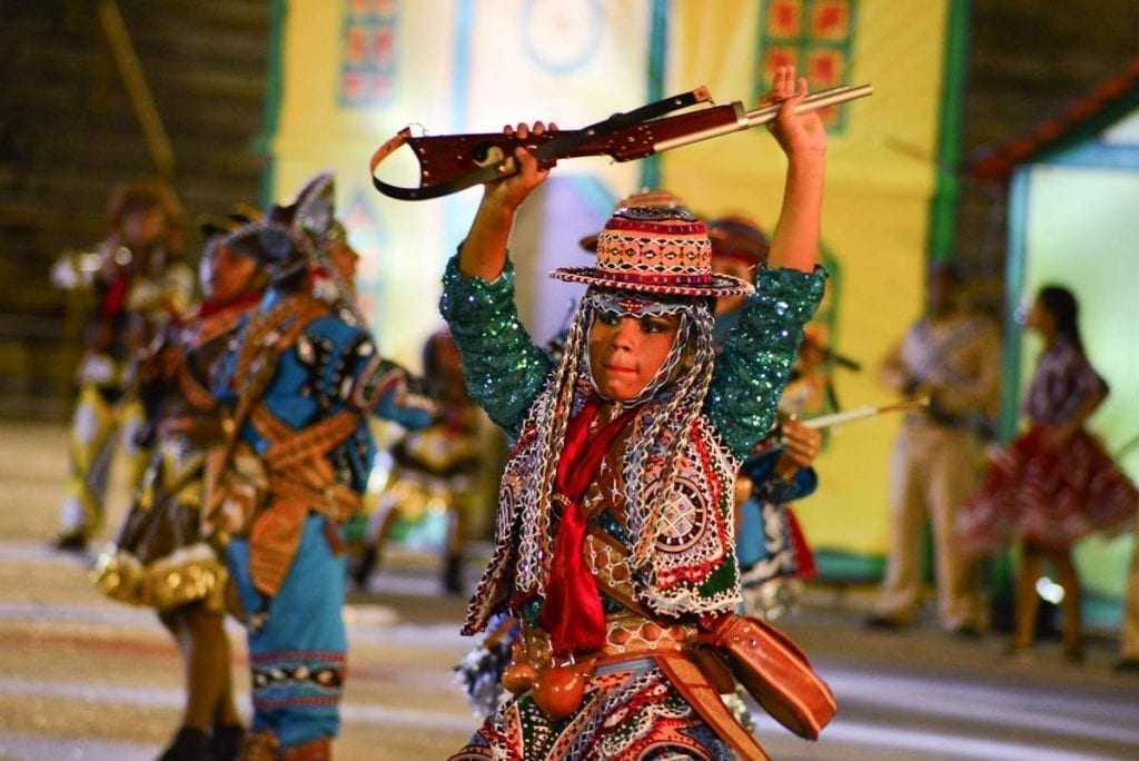 Festival Folclórico do Amazonas / Foto : Michael Dantas / SEC