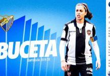 Brasileiros não dispensam post de bem vindo à jogadora Ana Buceta do Malaga