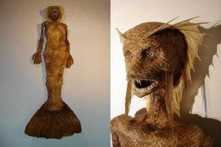 Escultura 'Ningyo', 2009 - Vendido por U$ 4.000