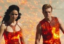 Katniss e Peeta - Jogos vorazes