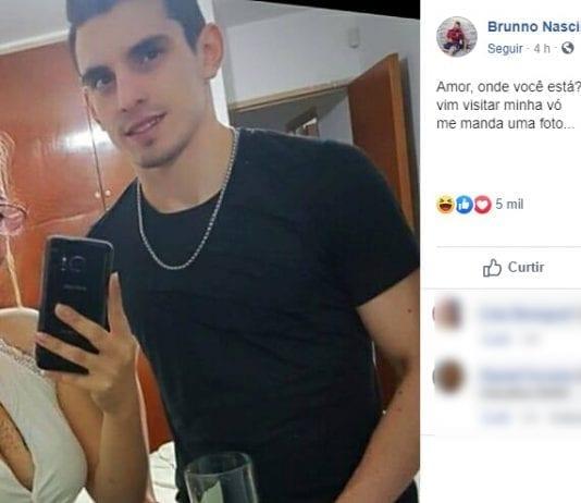 """Jovem viraliza ao tapear namorada """"Estou com minha vó"""""""