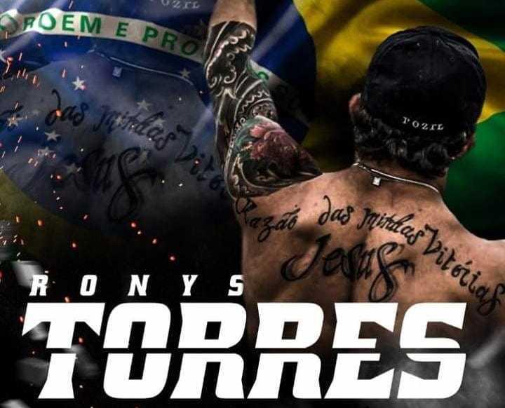 Amazonense Ronys Torres arrebenta Paulistenio no Shooto Brasil e segue invicto